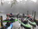 Kayak Diving in Rainbow River
