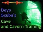 Cave Diving Training at Dayo Scuba Orlando Florida