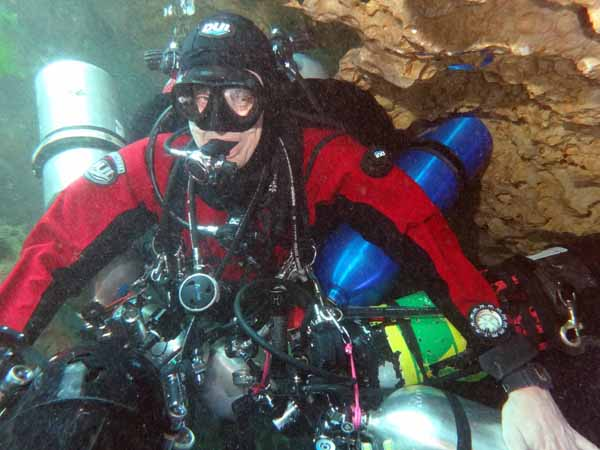 Happy Cave and Technical Diver from Dayo Scuba Center, LLC, Orlando Florida