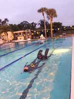 Rescue Class at Dayo Scuba Orlando Florida