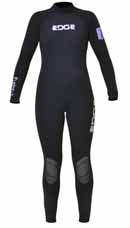 Womens Fusion 3mm Full Suit Wet Suit at Dayo Scuba Orlando Florida