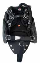 Nomad Harness Sidemount at Dayo Scuba Orlando Florida
